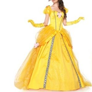 Disney Belle Costume limited edition